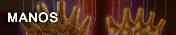 Imagen manos. Dolencia de manos