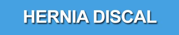 Banner Hernia Discal